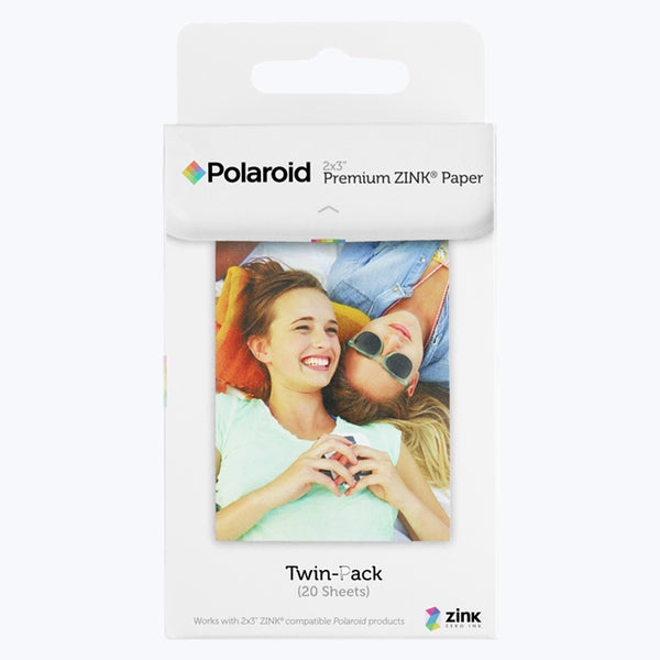Polaroid Zink 2x3 Inch Film Pack of 20