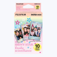 Fujifilm Instax mini Shiny Star film 10 pack