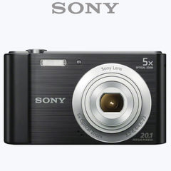 Sony Cyber-shot W800 Black