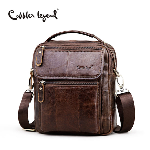 Genuine Leather Men Accessories Bag (9