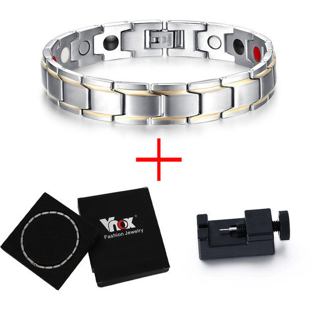 Germanium Power Bracelet,Add box and tool