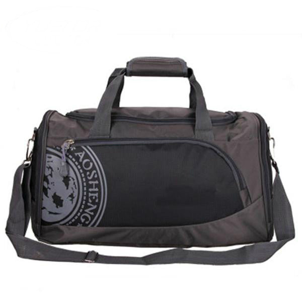 "Nylon Gym Bag / Multiple Colors (18""x 10 x 81/2"")"