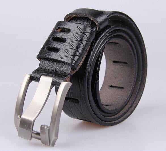 High Quality Designer Belt / Multiple Colors,Black / 105cm
