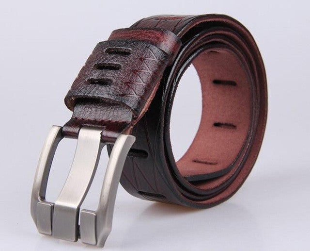 High Quality Designer Belt / Multiple Colors,coffee / 105cm