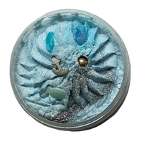 Twisted Mermaid Shower Fluff (whipped soap)