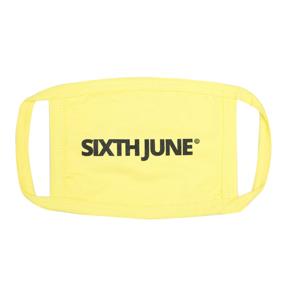 Sixth June mask jaune