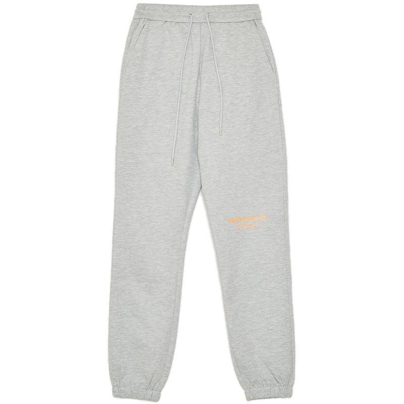 Jogging basique limited edition gris