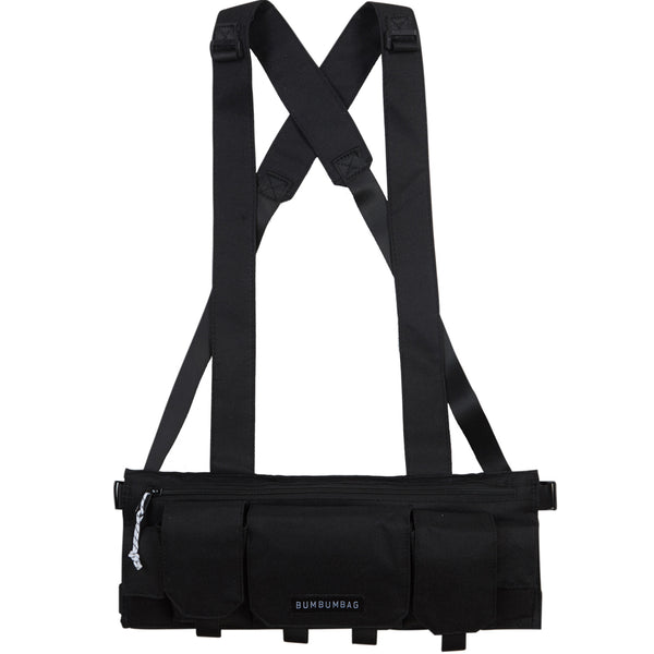 flat chest pack