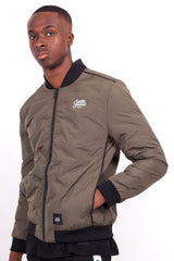 light downjacket with thermo