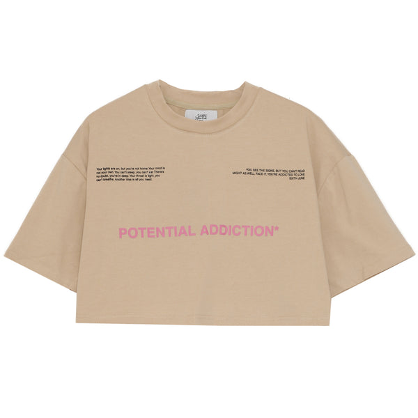 Top potential addiction beige