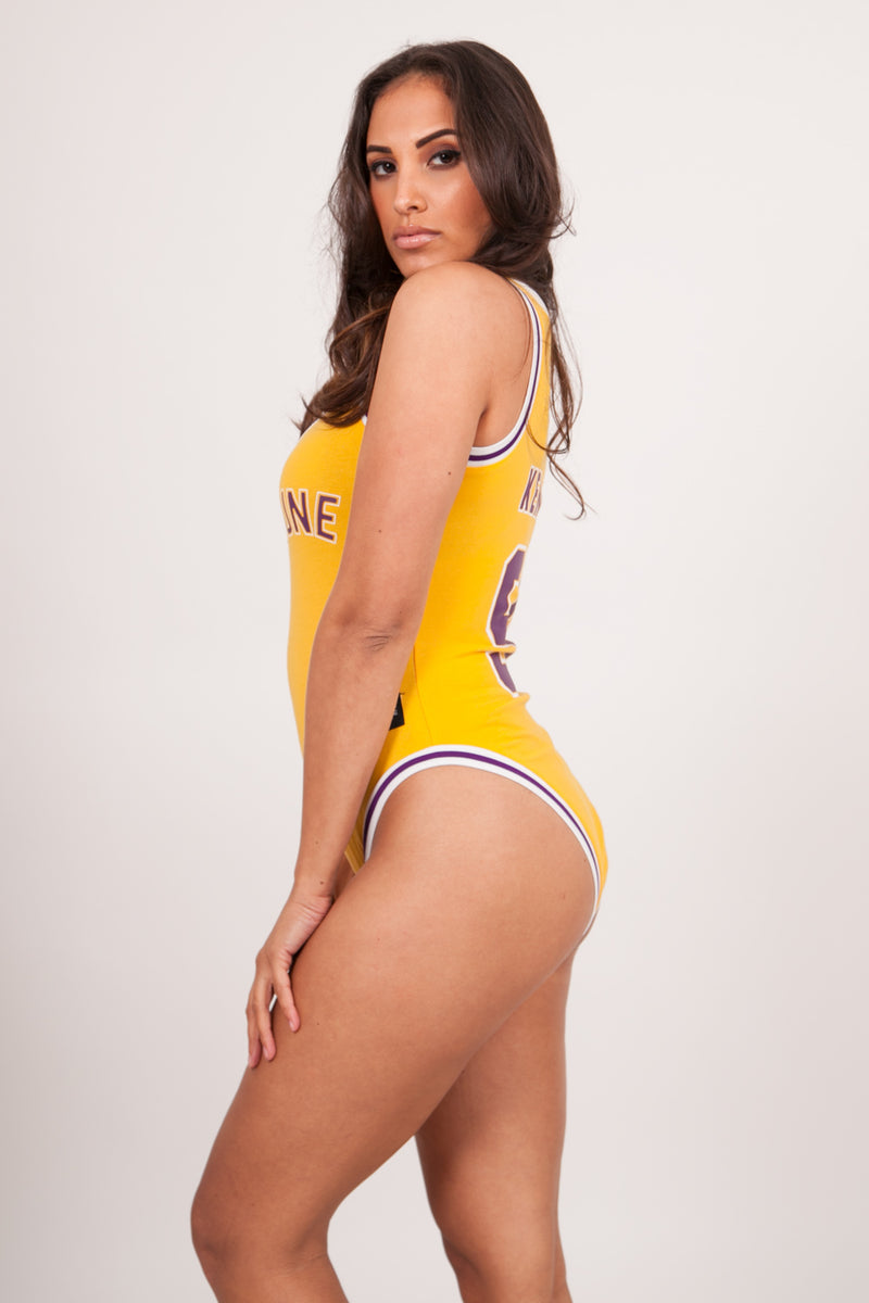 Body Kendall 95 jaune violet