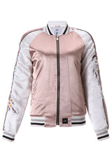Veste Japan dragon Femme rose W2183CJA