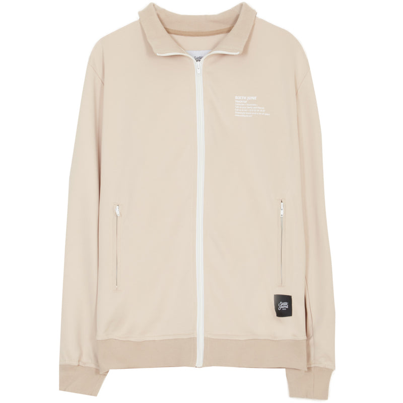 tracksuit angel jacket