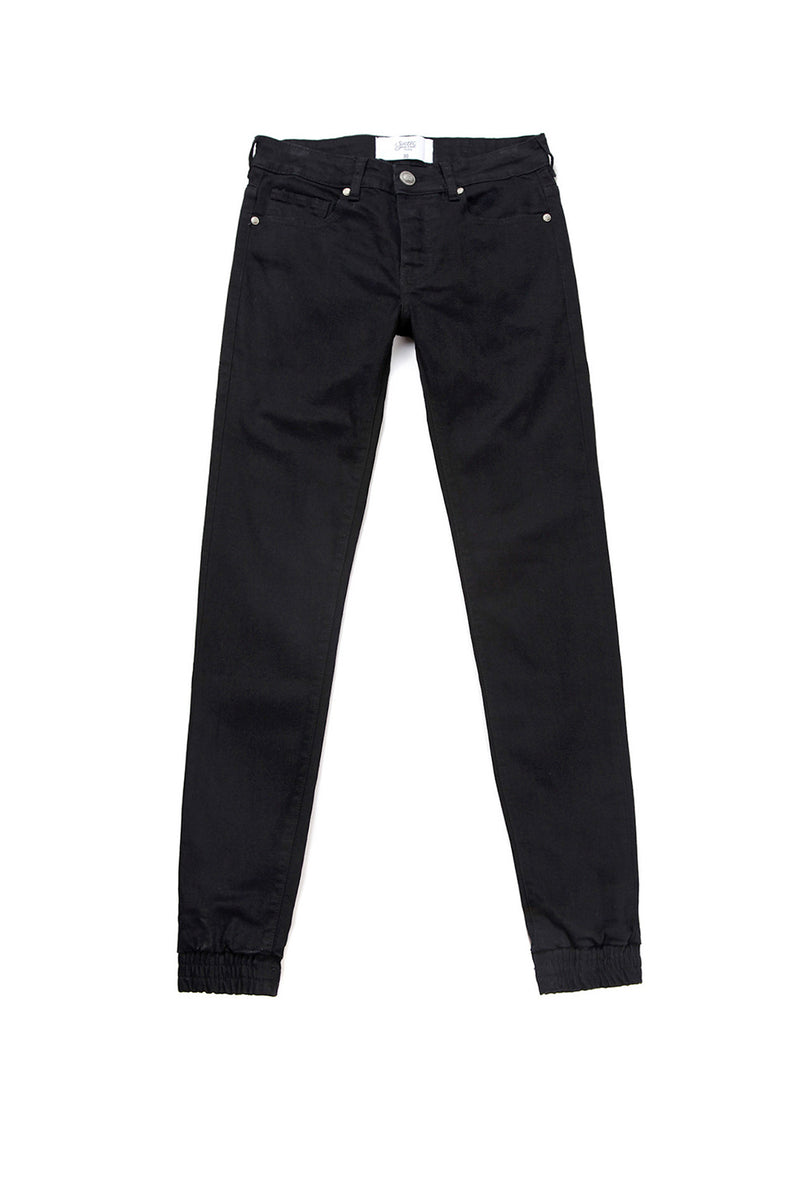 Jean uni Sixth June noir M2232HDE