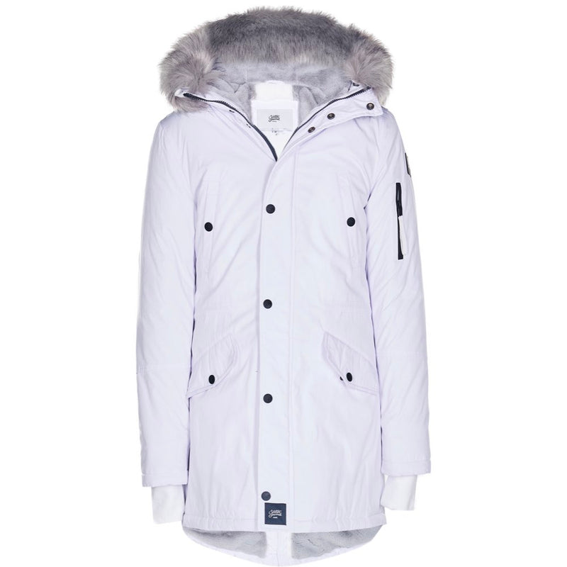 parka in polycotton
