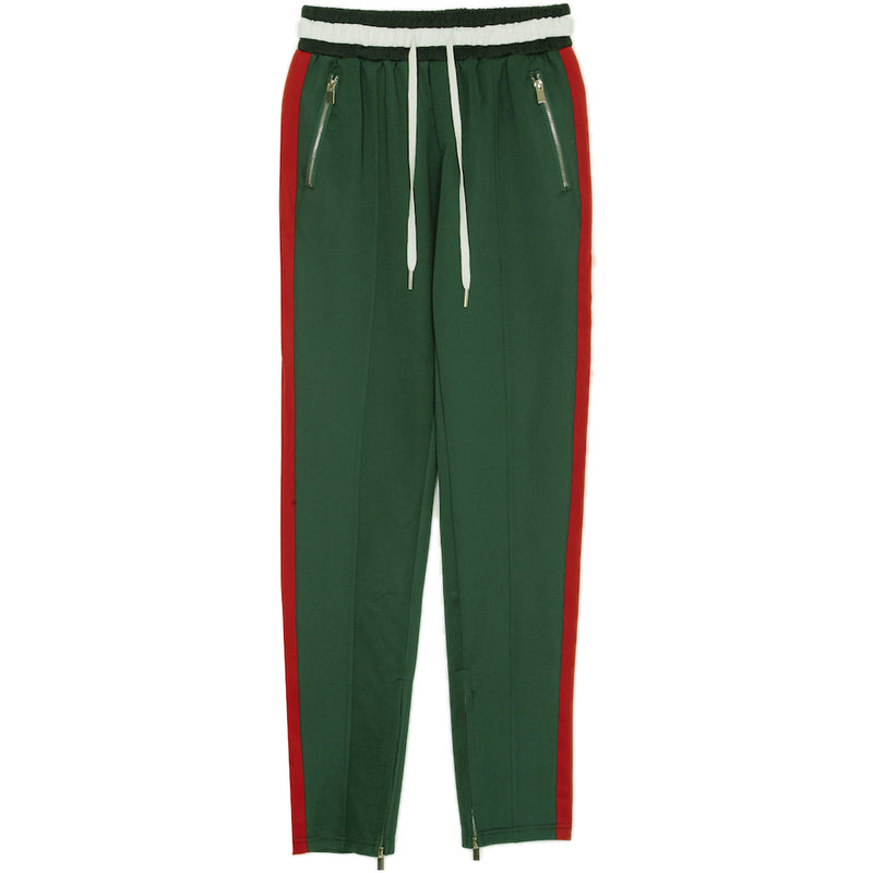 tracksuit jogging with bands
