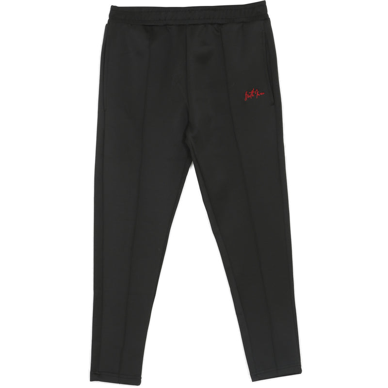 monochrome jogging pants