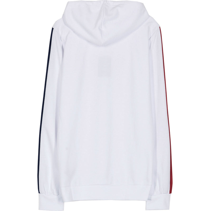 Sweat America blanc bleu rouge