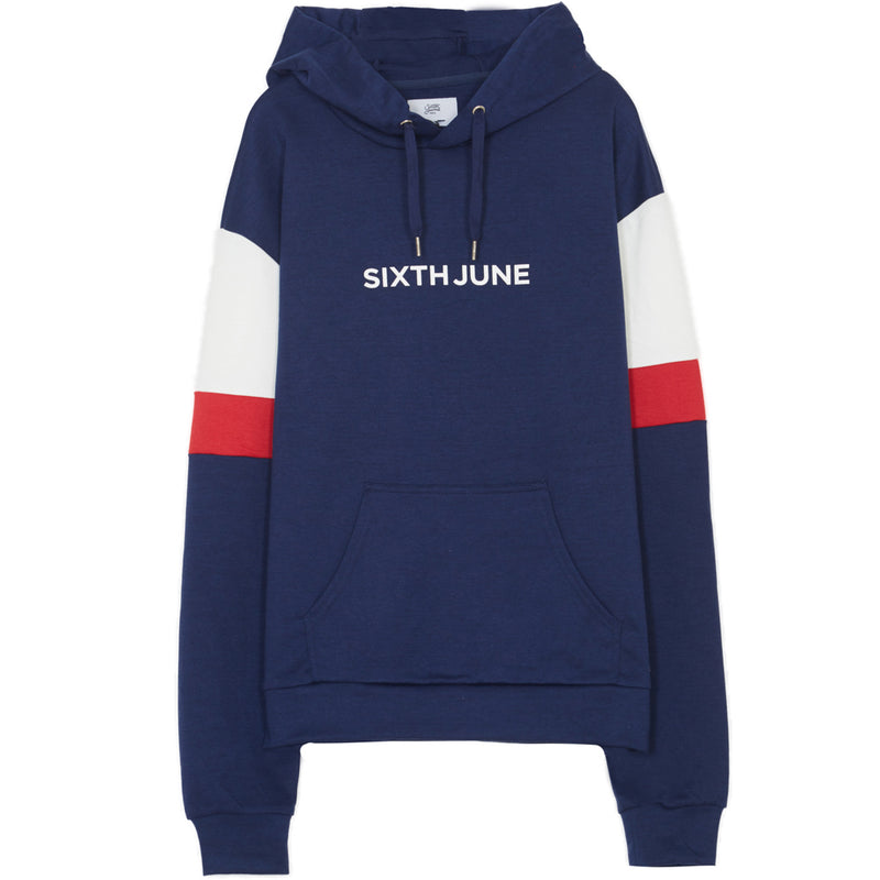 hoodie color blocks