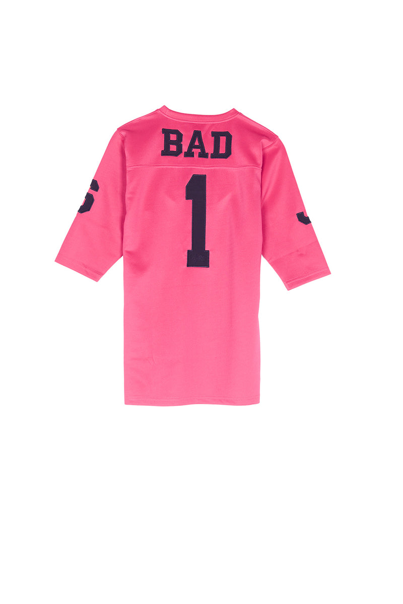 T-shirt Bad 1 néoprène rose Sixth June