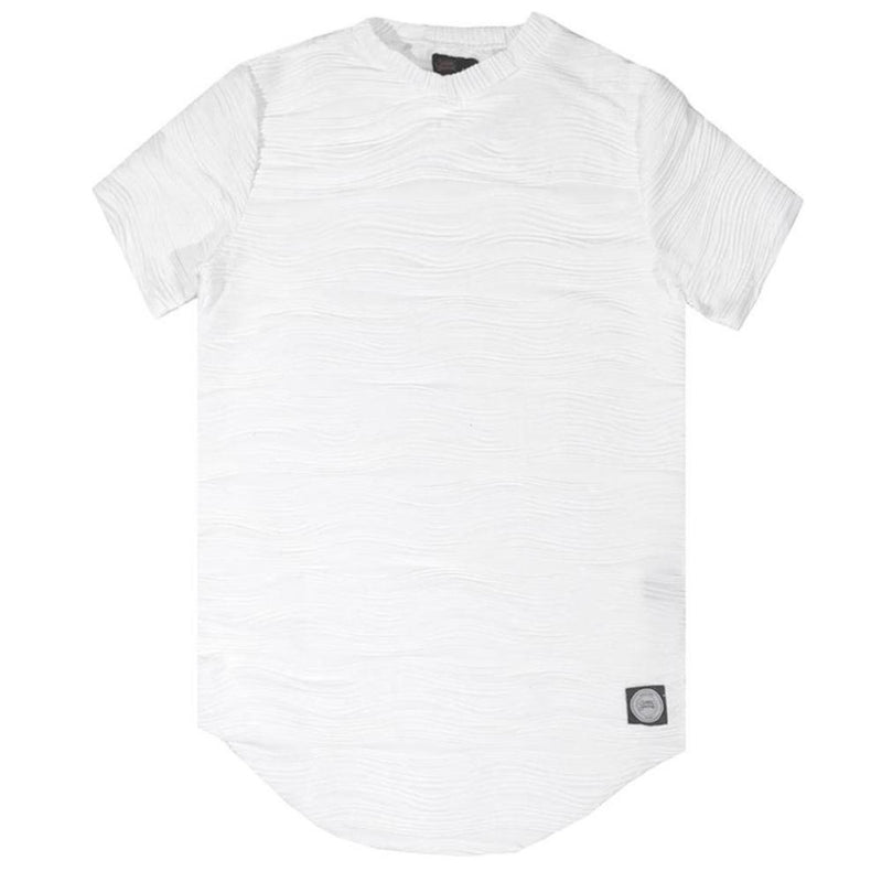 T-shirt Sixth June relief blanc 1118V