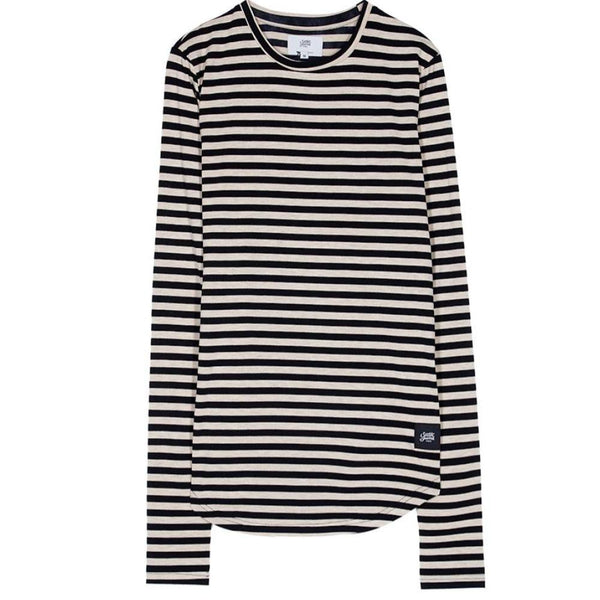 tshirt longsleeves with stripe