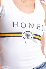 Body Honey bande blanc