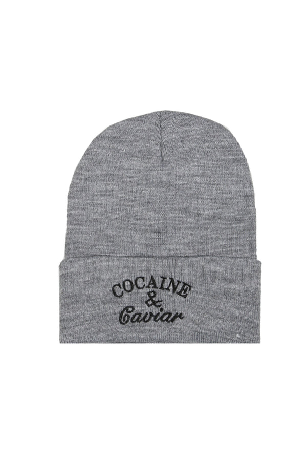 Bonnet Cocaine & Caviar Sixth June gris 1415F