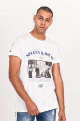 T-shirt spleen&ideal photo blanc