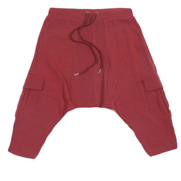 Short sarouel cargo Sixth June marsala M2428VST