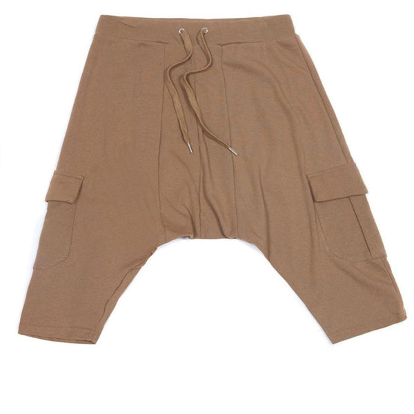 Short sarouel cargo Sixth June beige M2428VST
