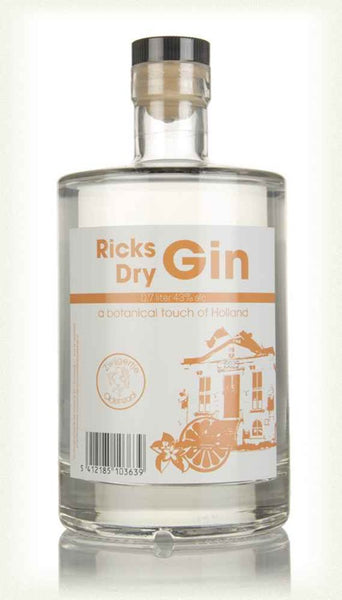 Ricks Dry Orange Gin