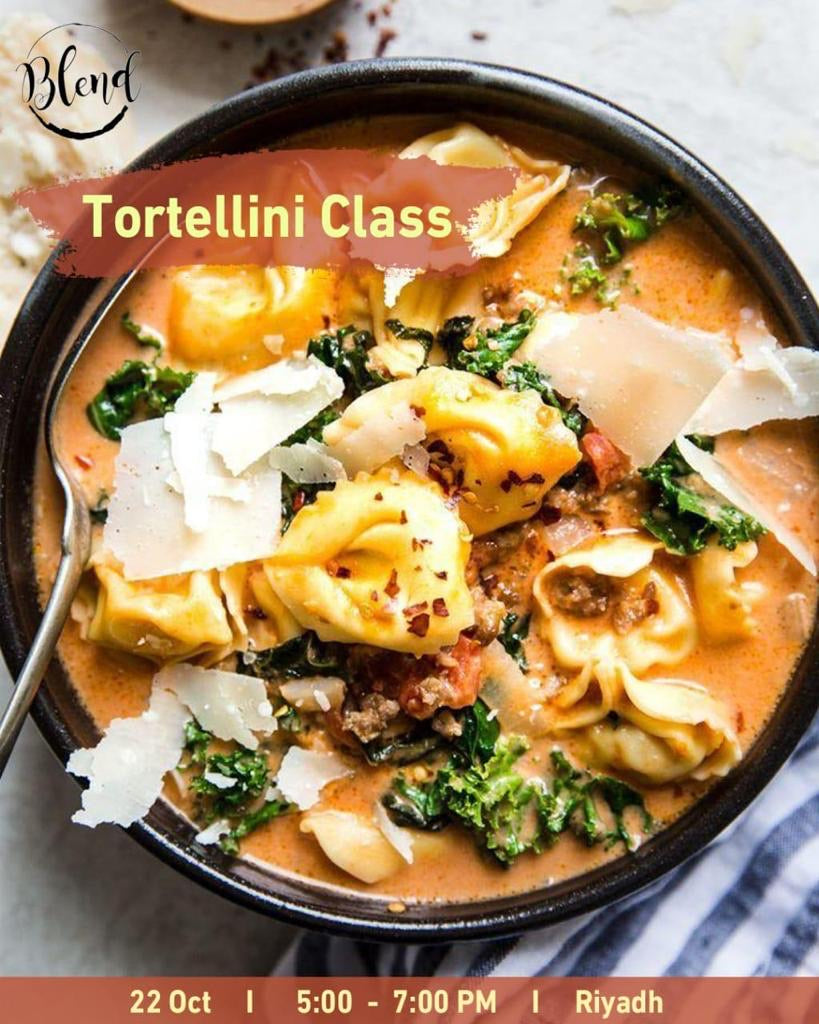 The Tortellini Class (22 Oct 2020)