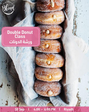 The Double Donuts Class (30 Sep 2020)