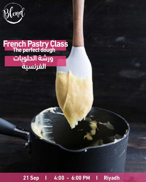 The French Pastry Class (21 Sep 2020)