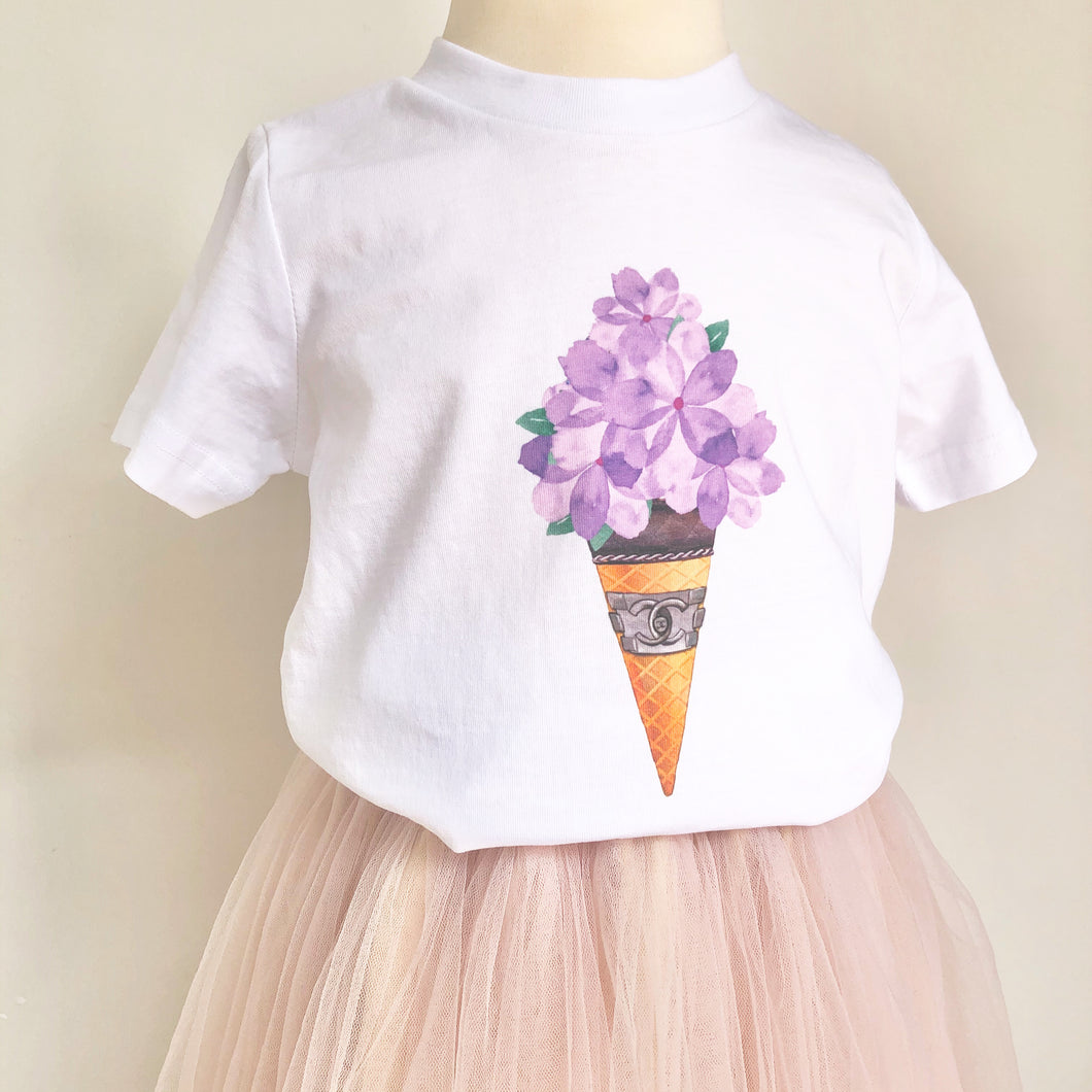 'That's the way I Lilac it' Lux T-shirt