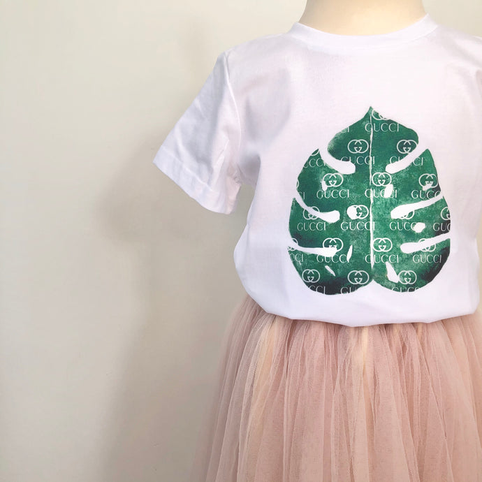 'Unbe-Leaf-able' Unisex Lux T-shirt