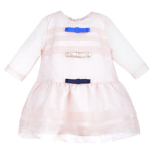 Baby Sheer Organza Tea Dress Front
