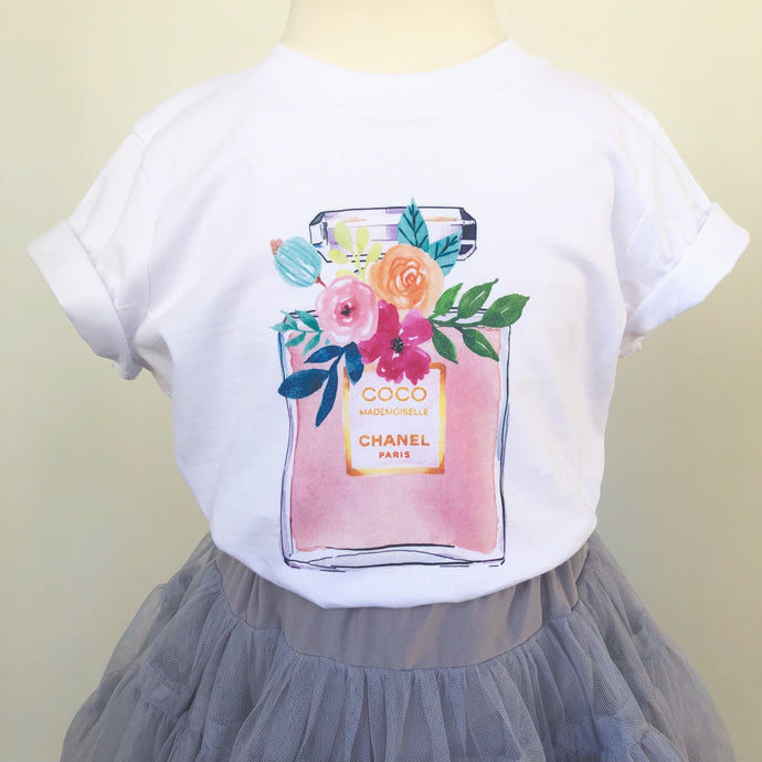 Coco Mademoiselle kids t-shirt