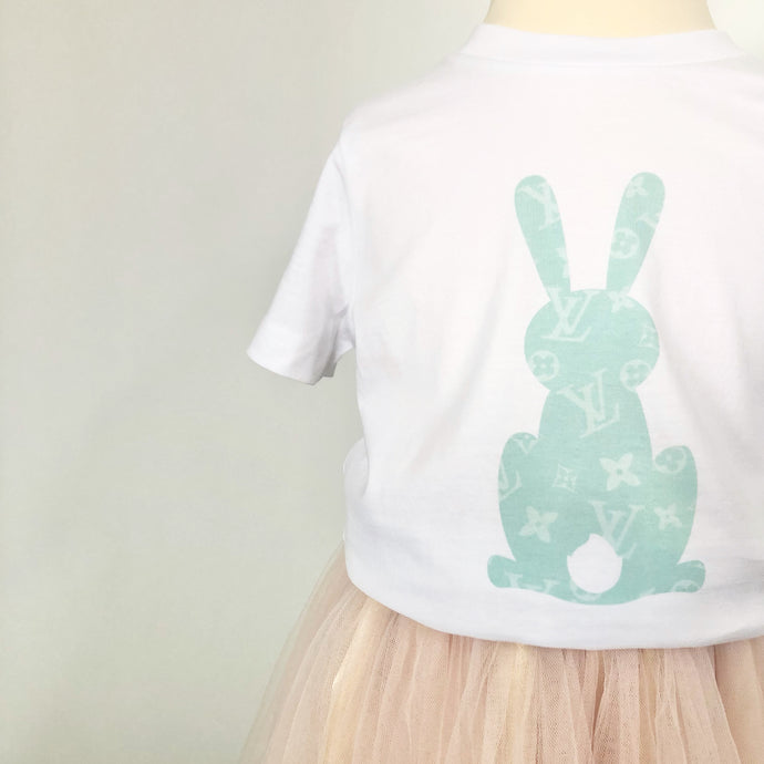 'Some-Bunny' Easter Lux T-shirt