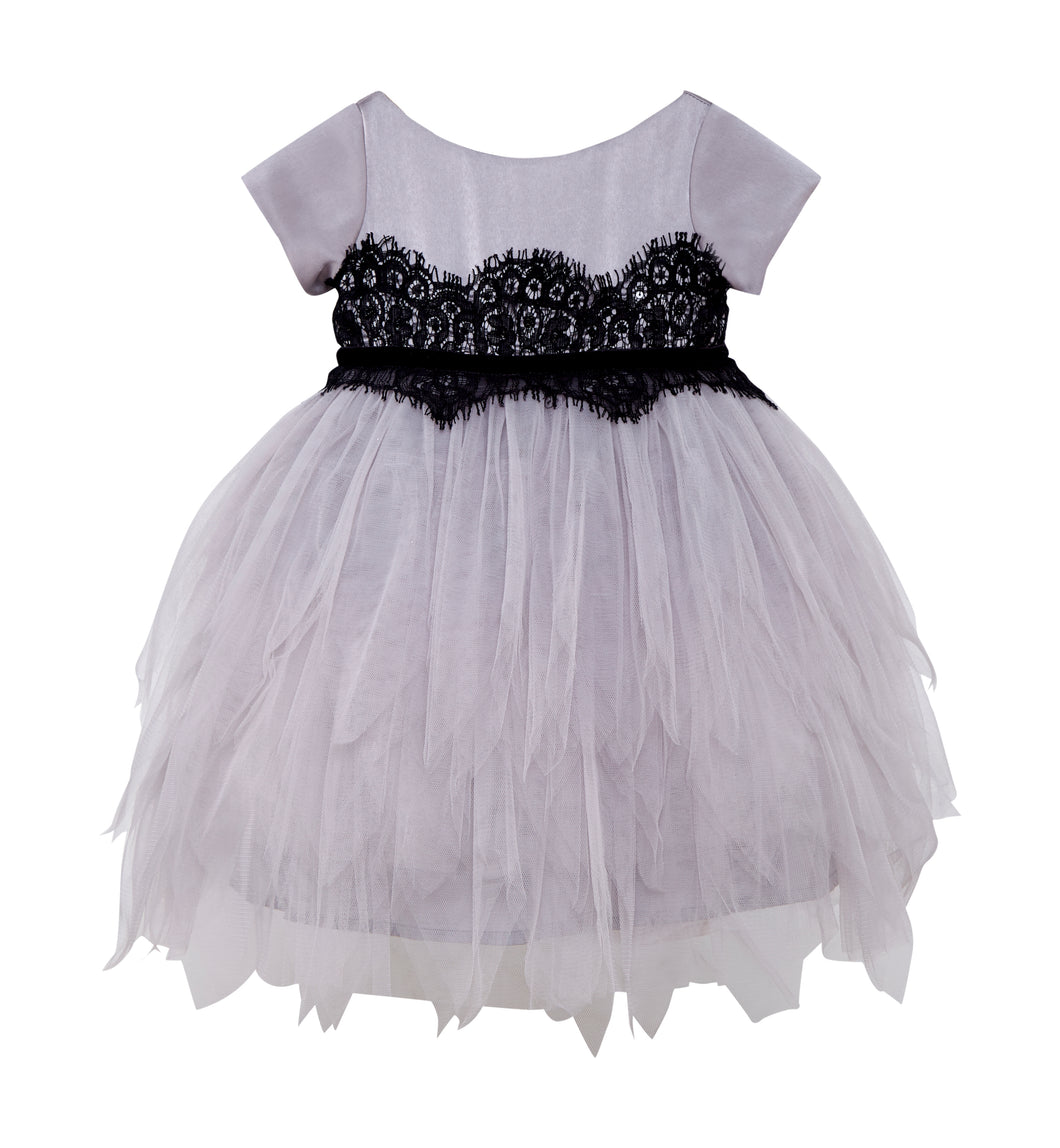 Luna Luna Collection Baby Odette Dress Front