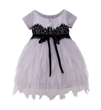 Luna Luna Collection Baby Odette Dress Back
