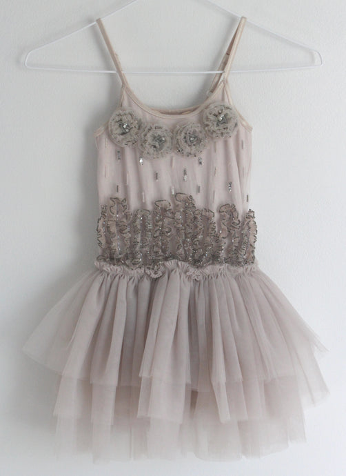 Platinum Tutu Dress | Tutu Du Monde