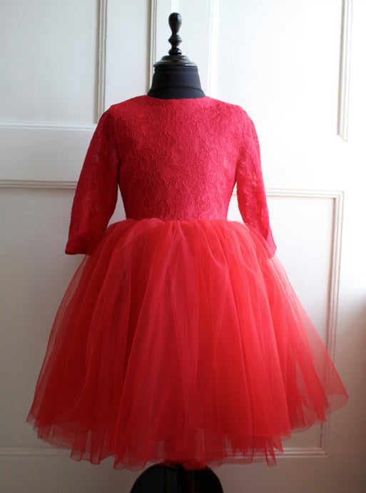 The Waltz Dress | Dolly by Le Petit Tom