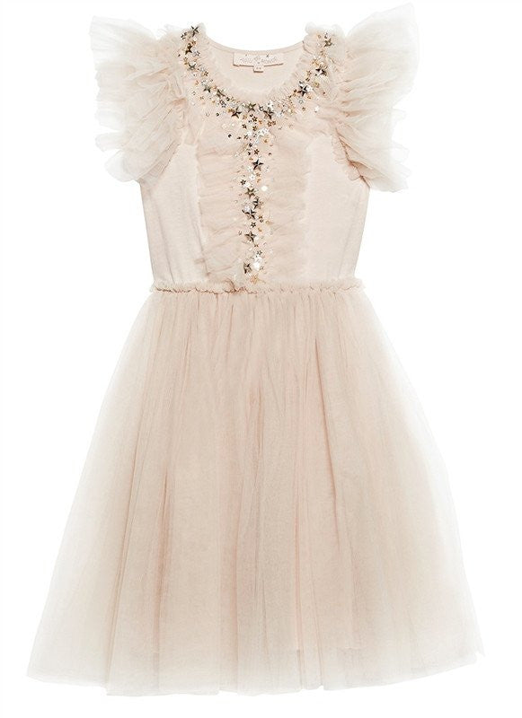 Golden Suncup Tutu Dress | Tutu Du Monde