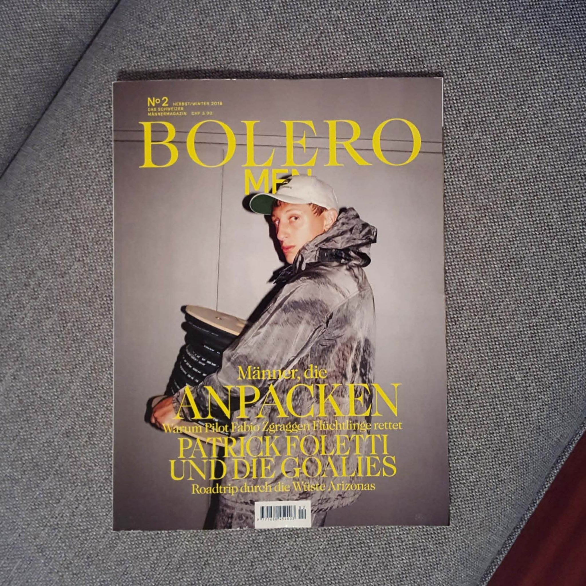 Bolero Magazine Winter 2018