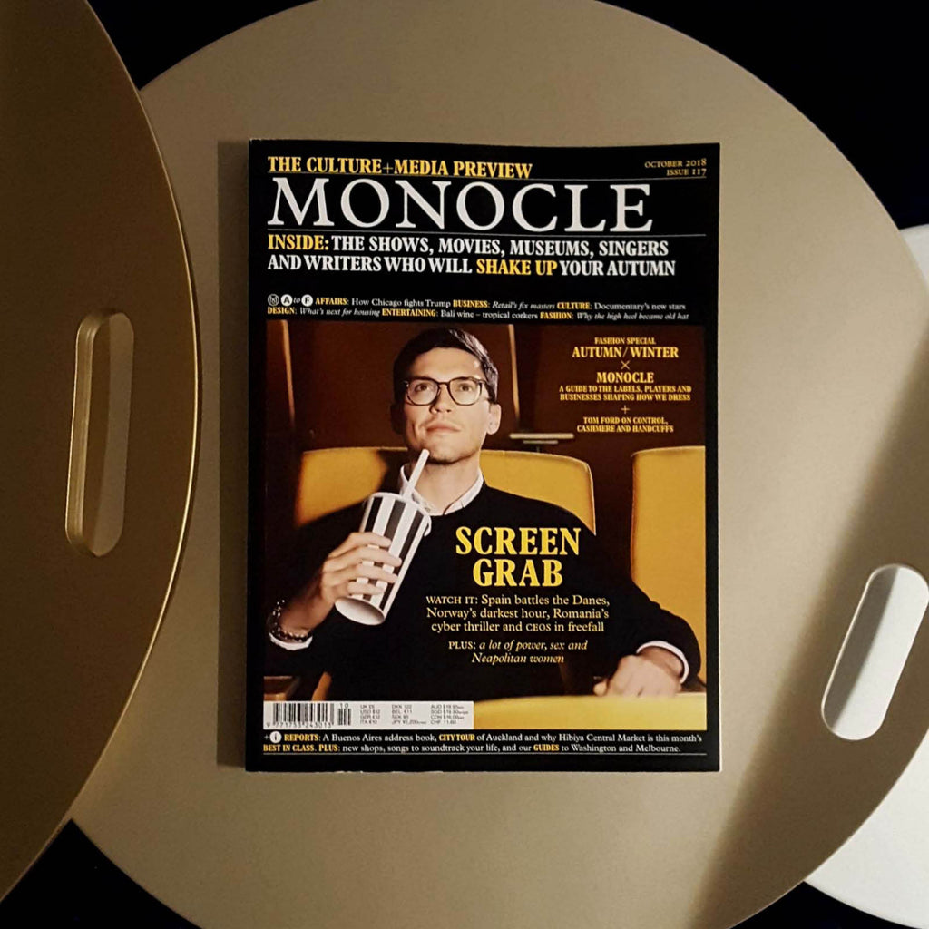 Monocle Magazine October 2018