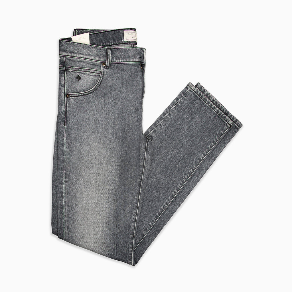 Aloi denim (Charcoal Grey)