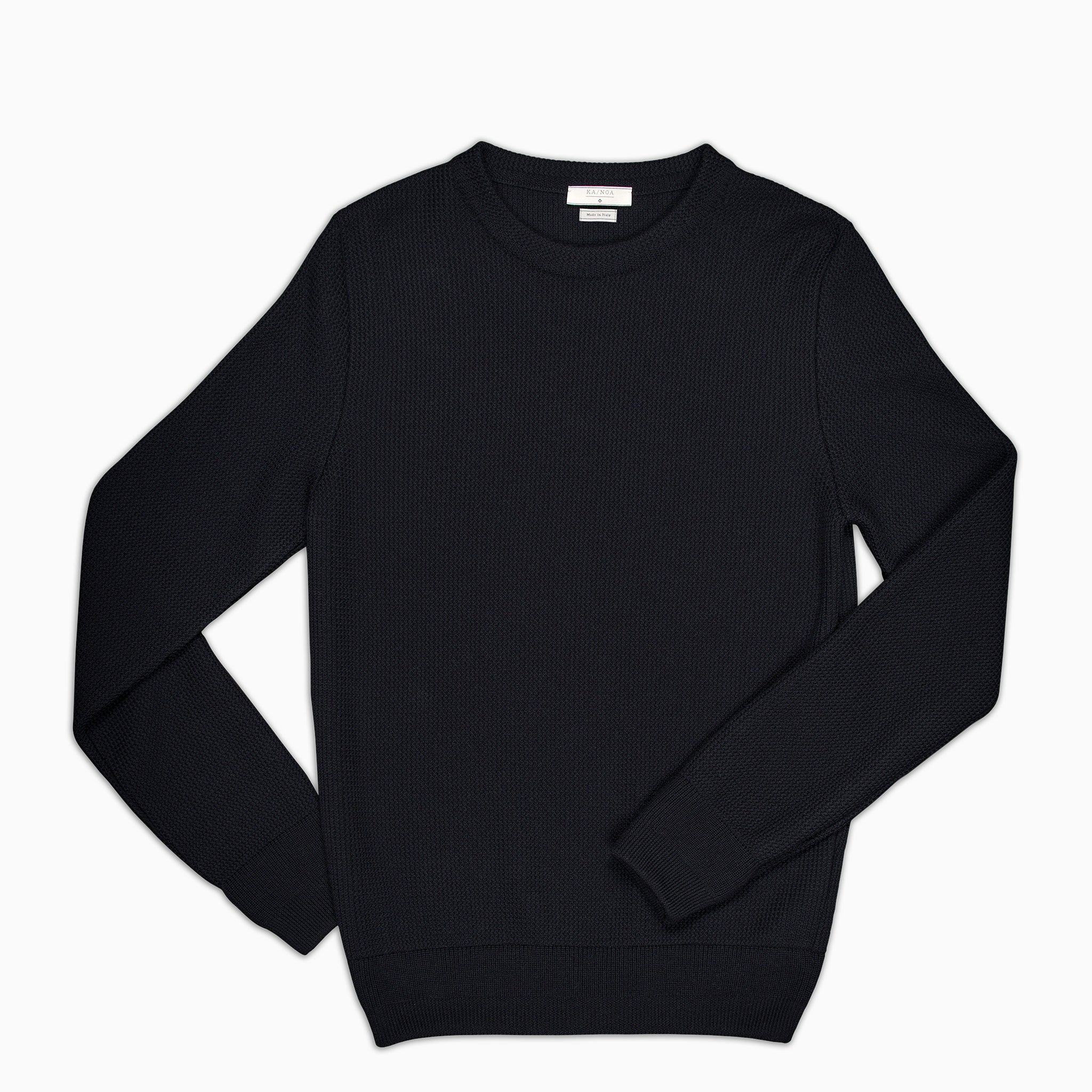 Aristotel crew-neck jumper