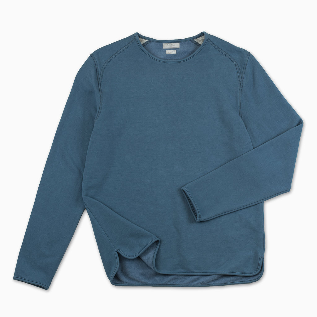 Albin crew-neck fleece (sugar paper)